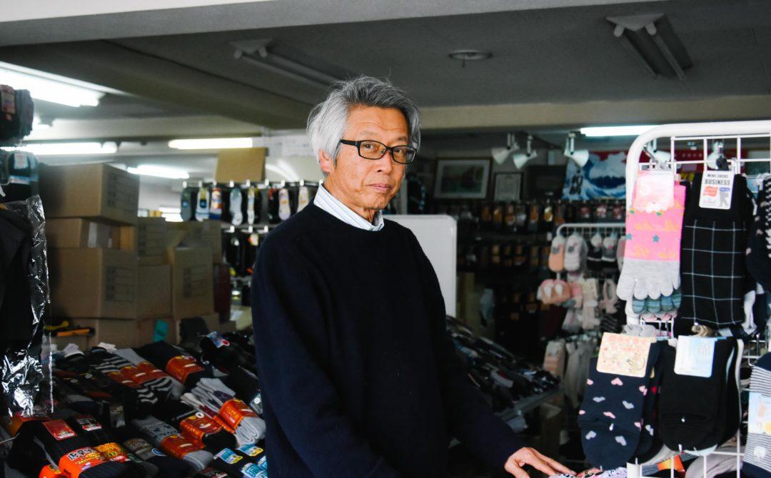 芦屋市|【後編】靴下産地・兵庫の「くつした」の再定義。国内で生産を続ける必要性